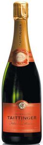 Taittinger Folies De La Marquetterie Brut Champagne Bottle