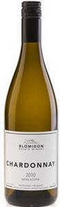 Blomidon Chardonnay 2010, Chardonnay Bottle