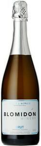Blomidon Estate Winery Cuvee L'acadie 2010, L'acadie Blanc Bottle