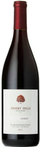 Desert Hills Gamay 2011, BC VQA Okanagan Valley Bottle