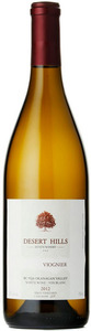 Desert Hills Viognier 2012, BC VQA Okanagan Valley Bottle