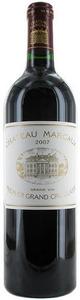 Château Margaux 2007, Ac Margaux Bottle