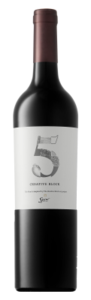 Creative Block 5 Spier 2010, Tygerberg Bottle