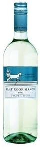 Flat Roof Manor Pinot Grigio 2012, Stellenbosch Bottle
