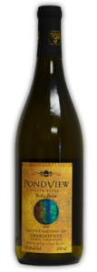 Pondview Bella Terra Chardonnay 2011, Barrel Fermented, VQA Four Mile Creek Bottle