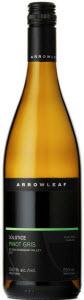 Arrowleaf Solstice Pinot Gris 2012, BC VQA Okanagan Valley Bottle