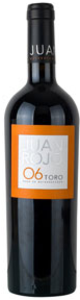 Pago De Matarredonda Juan Rojo Tinta 2006, Do Toro Bottle