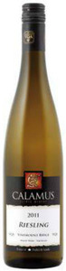 Calamus Vinemount Ridge Riesling 2011, VQA Vinemount Ridge, Niagara Peninsula Bottle