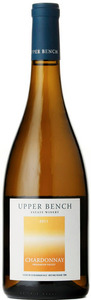 Upper Bench Chardonnay 2011, BC VQA Okanagan Valley Bottle