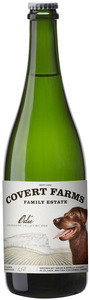 Covert Odie Sparkling, BC VQA  Bottle