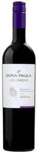 Doña Paula Los Cardos Malbec 2012, Mendoza Bottle