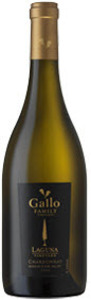 Gallo Family Laguna Vineyard Chardonnay 2008, Russian River Valley, Sonoma County Bottle