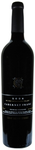 Gray Monk Cabernet Franc Odsy 2008, BC VQA Okanagan Valley Bottle