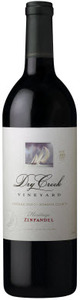Dry Creek Heritage Zinfandel 2010, Sonoma County Bottle