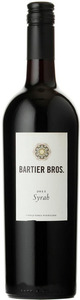 Bartier Bros. Syrah Cerqueira Vineyard 2011, Okanagan Valley Bottle