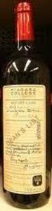 Niagara College Teaching Winery Dean's List Cabernet Franc 2010, Niagara Bottle