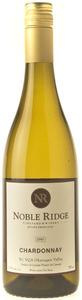 Noble Ridge Chardonnay 2010, BC VQA Okanagan Valley Bottle