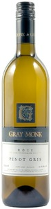 Gray Monk Pinot Gris 2011, BC VQA Okanagan Valley Bottle