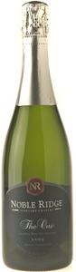 Noble Ridge The One Sparkling Wine 2009, Okanagan Valley Bottle