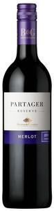 Partager Reserve Merlot 2012, Vin De Pays D' Oc Bottle