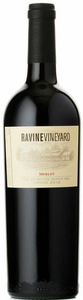 Ravine Vineyard Merlot 2010, VQA St. Davids Bench Bottle