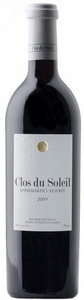 Clos Du Soleil Winemaker's Reserve 2009, BC VQA Similkameen Valley Bottle