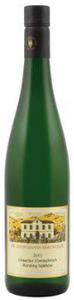 Dr. Heidemanns Bergweiler Graacher Himmelreich Riesling Spätlese 2011, Qualitätswein Bottle