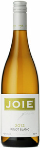 Joie Farm Pinot Blanc 2012, Okanagan Valley Bottle