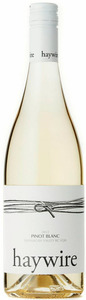 Haywire Pinot Blanc 2012, Okanagan Valley Bottle
