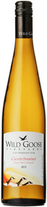 Wild Goose Mystic River Gewurztraminer 2012, Okanagan Valley Bottle