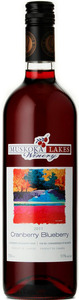 Muskoka Lakes Cranberry Blueberry Wine 2011, Bala Bottle