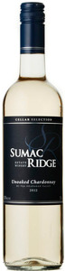 Sumac Ridge Private Reserve Unoaked Chardonnay 2012, Okanagan Valley Bottle