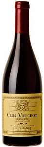 Louis Jadot Clos Vougeot Grand Cru 2009, Burgundy Bottle