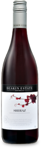 Deakin Estate Shiraz 2012 Bottle