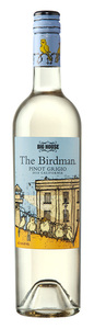 Big House The Birdman Pinot Grigio 2012, Central Coast Bottle