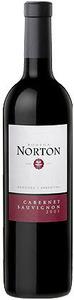 Bodega Norton Cabernet Sauvignon 2012 Bottle