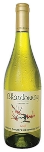 Philippe De Rothschild Chardonnay 2011, Pays D' Oc Bottle