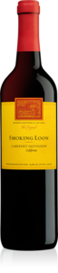 Smoking Loon Cabernet Sauvignon 2011, California Bottle