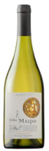 Vina Maipo Vitral Chardonnay Reserva 2012 Bottle