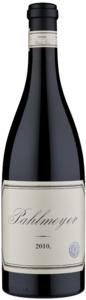 Pahlmeyer Pinot Noir 2010, Sonoma Coast Bottle