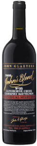 John's Blend Individual Selection No. 35 Cabernet Sauvignon 2008, Langhorne Creek, South Australia Bottle