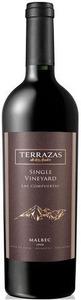 Terrazas De Los Andes Single Vineyard Las Compuertas 2009, Lujan De Cuyo Bottle