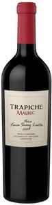 Trapiche Malbec Single Vineyard Finca Suarez Lastra 2009, La Consulta, Valle De Uco Bottle