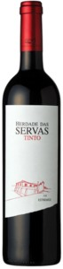 Herdade Das Servas Tinto 2009, Do Alentejo Bottle