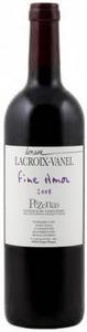 Lacroix Vanel Fine Amor Pézenas 2008, Ac Coteaux Du Languedoc Bottle