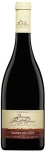 Pascal Aufranc Vignes De 1939 Chénas 2011 Bottle