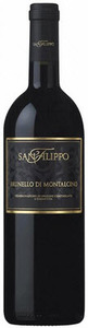 San Filippo Brunello Di Montalcino 2007, Doc Bottle