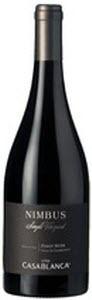 Viña Casablanca Nimbus Pinot Noir 2010, Single Vineyard, Casablanca Valley Bottle