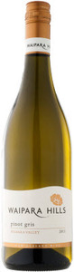 Waipara Hills Pinot Gris 2011, Waipara Valley, South Island Bottle