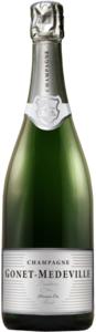 Gonet Medeville Tradition Premier Cru Brut Champagne Bottle